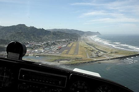 Airport Port Of Gold Beach Oregon - Airports in oregon